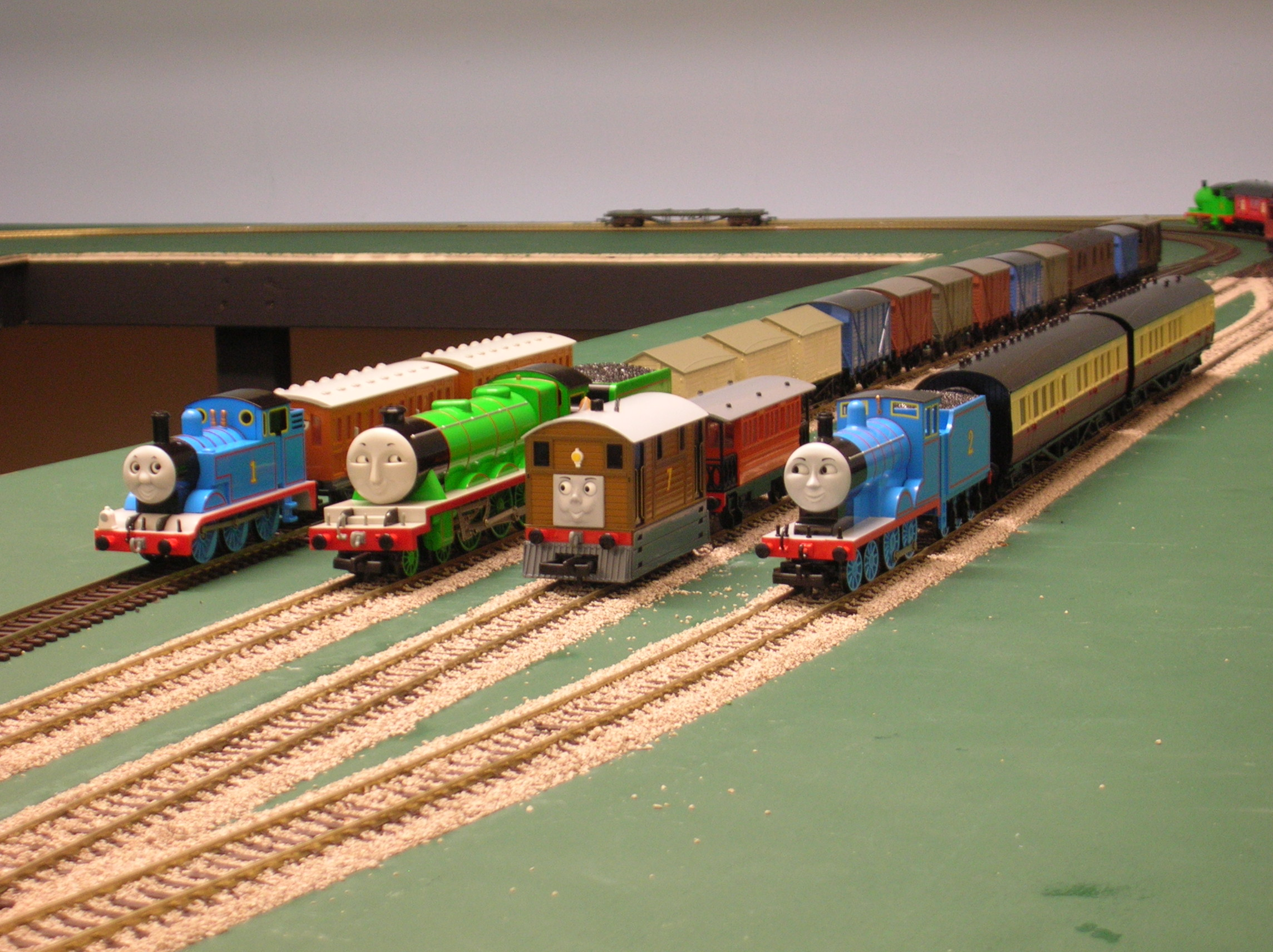 Swansea Railway Modellers Group Home Page